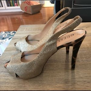 Guess heels, absolutely gorgeous